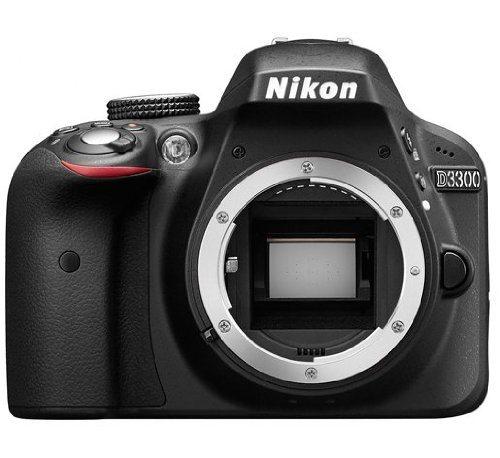 Nikon D3300 black friday & cyber monday 2017 deals
