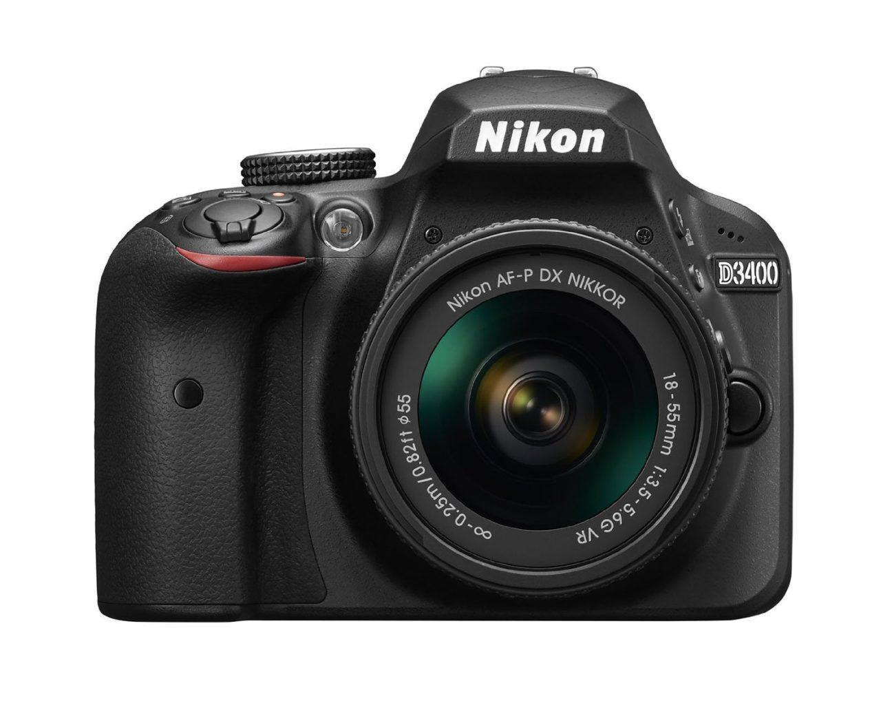 Nikon D3400 Black Friday & Cyber Monday Deals 2017