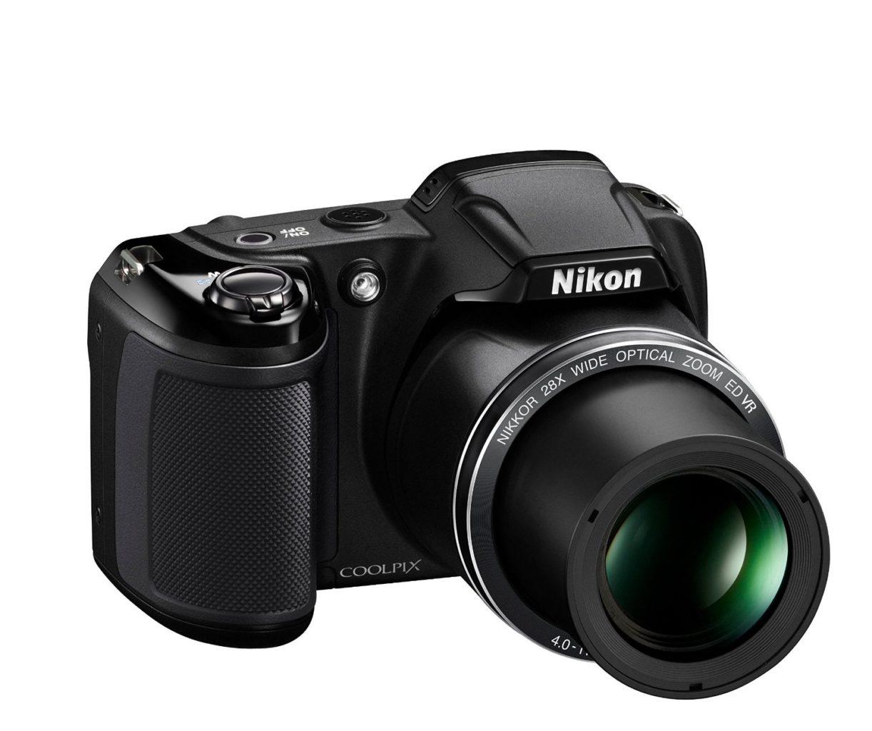 Nikon Coolpix L340 Cyber Monday & black friday 2017Deals
