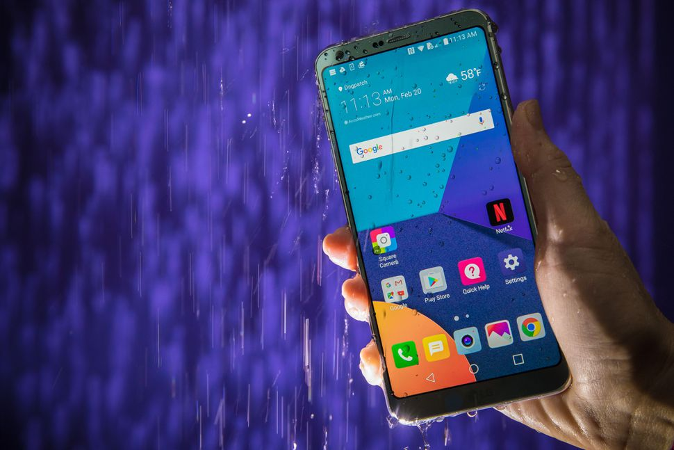 LG G6 black friday cyber monday deals