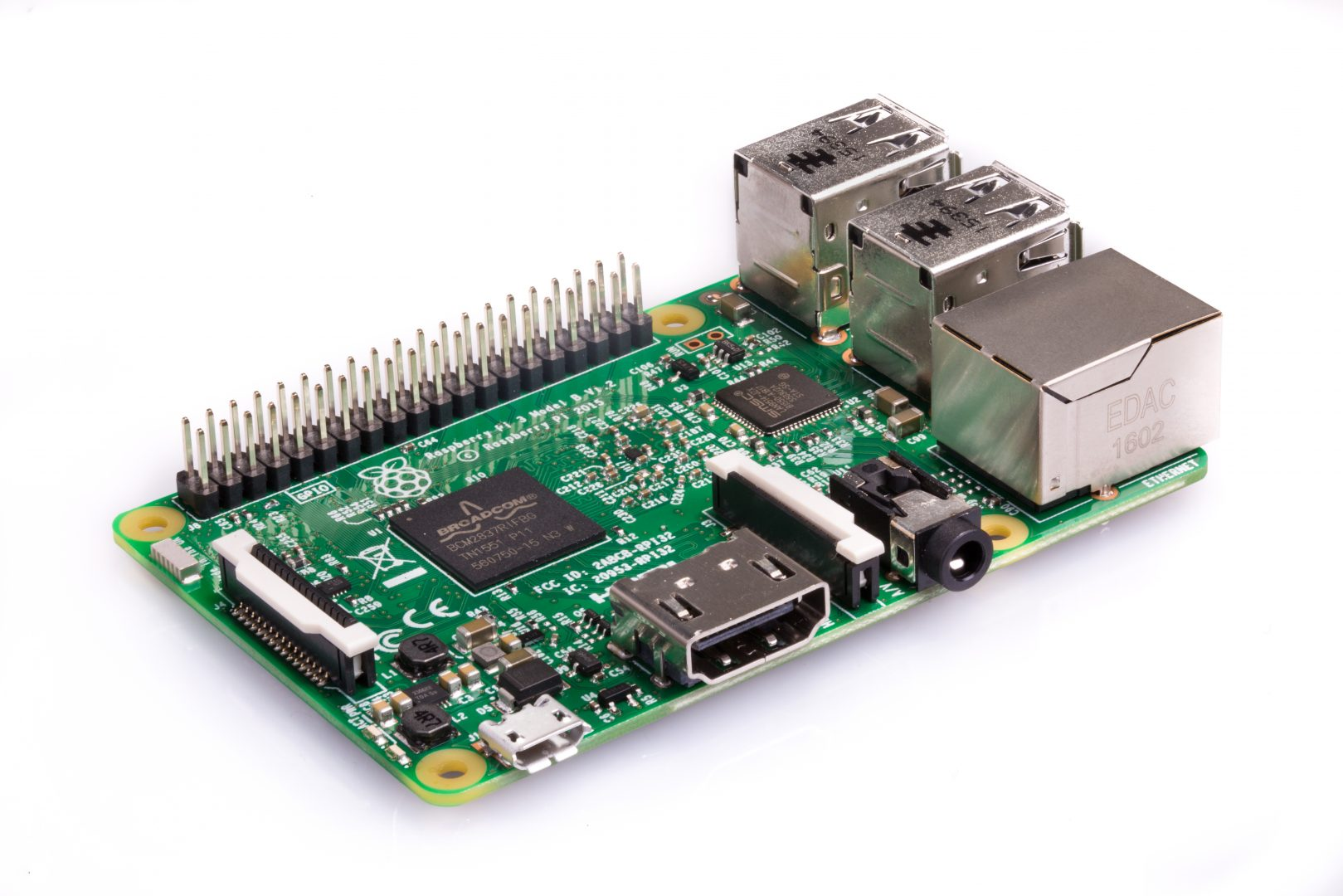 Raspberry Pi 3 Model Black Friday Cyber Monday
