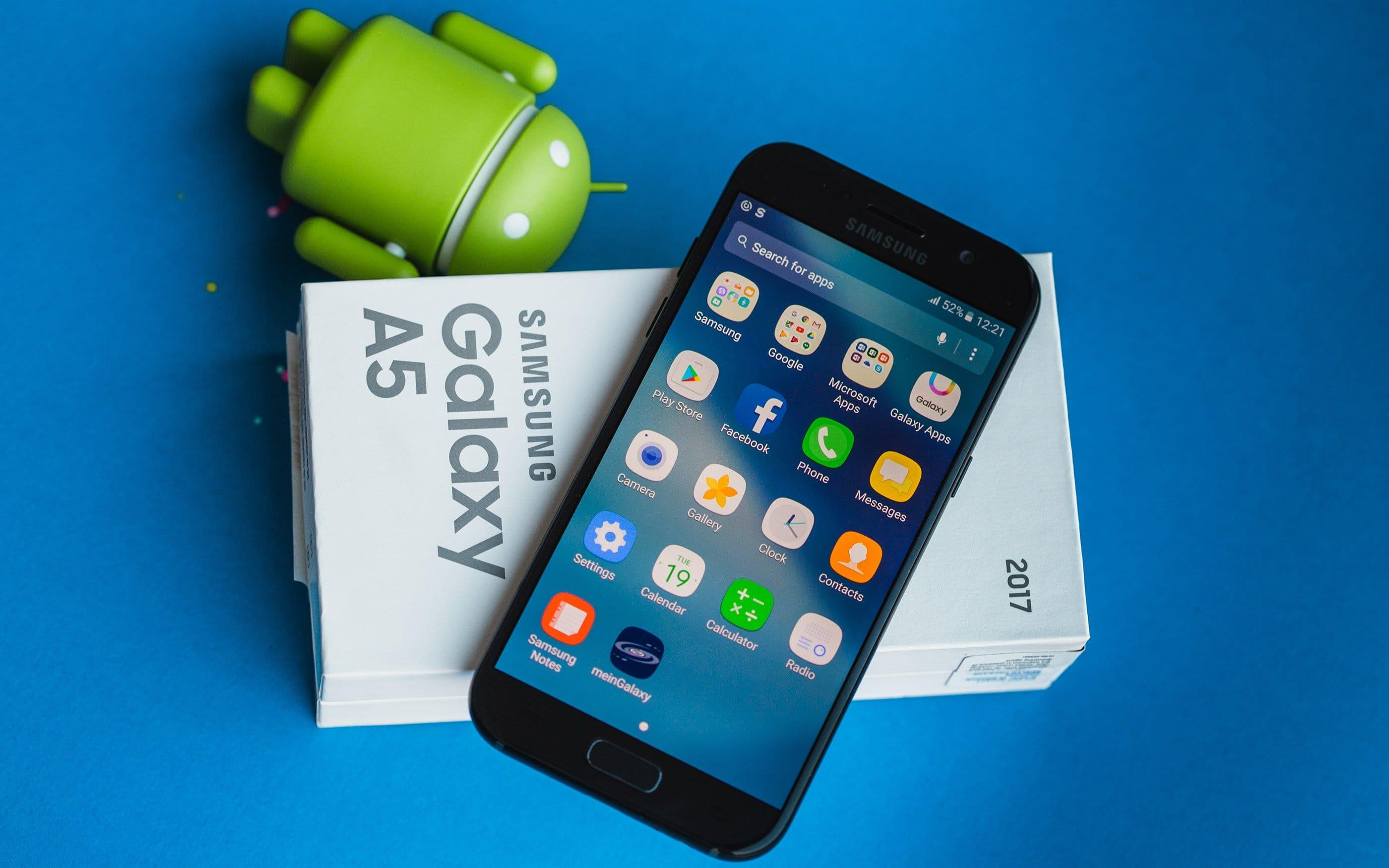 Samsung Galaxy A5 black friday cyber monday deals