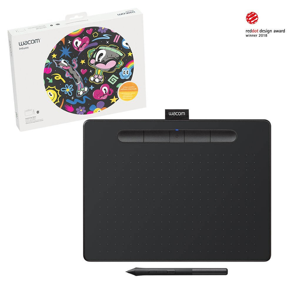 Intuos medium drawing tablet black friday discounts