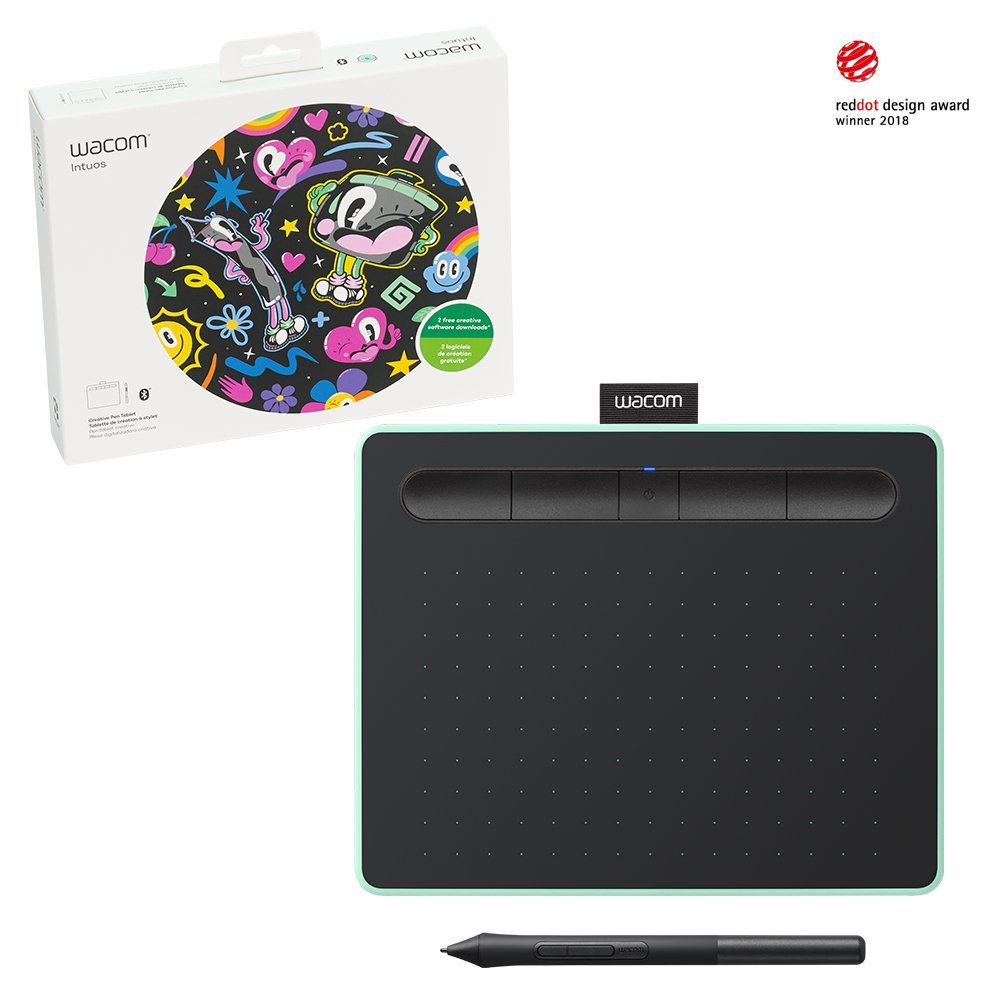 Black Friday Wacom Intuos wireless drawing tablet deals