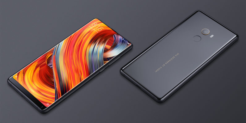 Xiaomi Mi Mix 2 black friday 2018