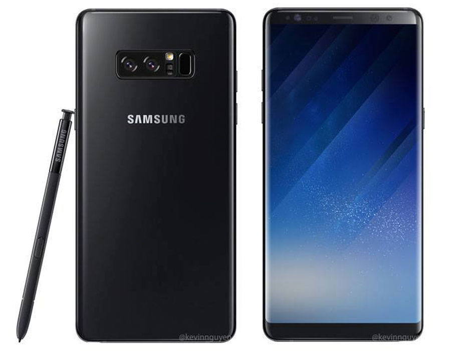Galaxy Note 8 black friday cyber monday