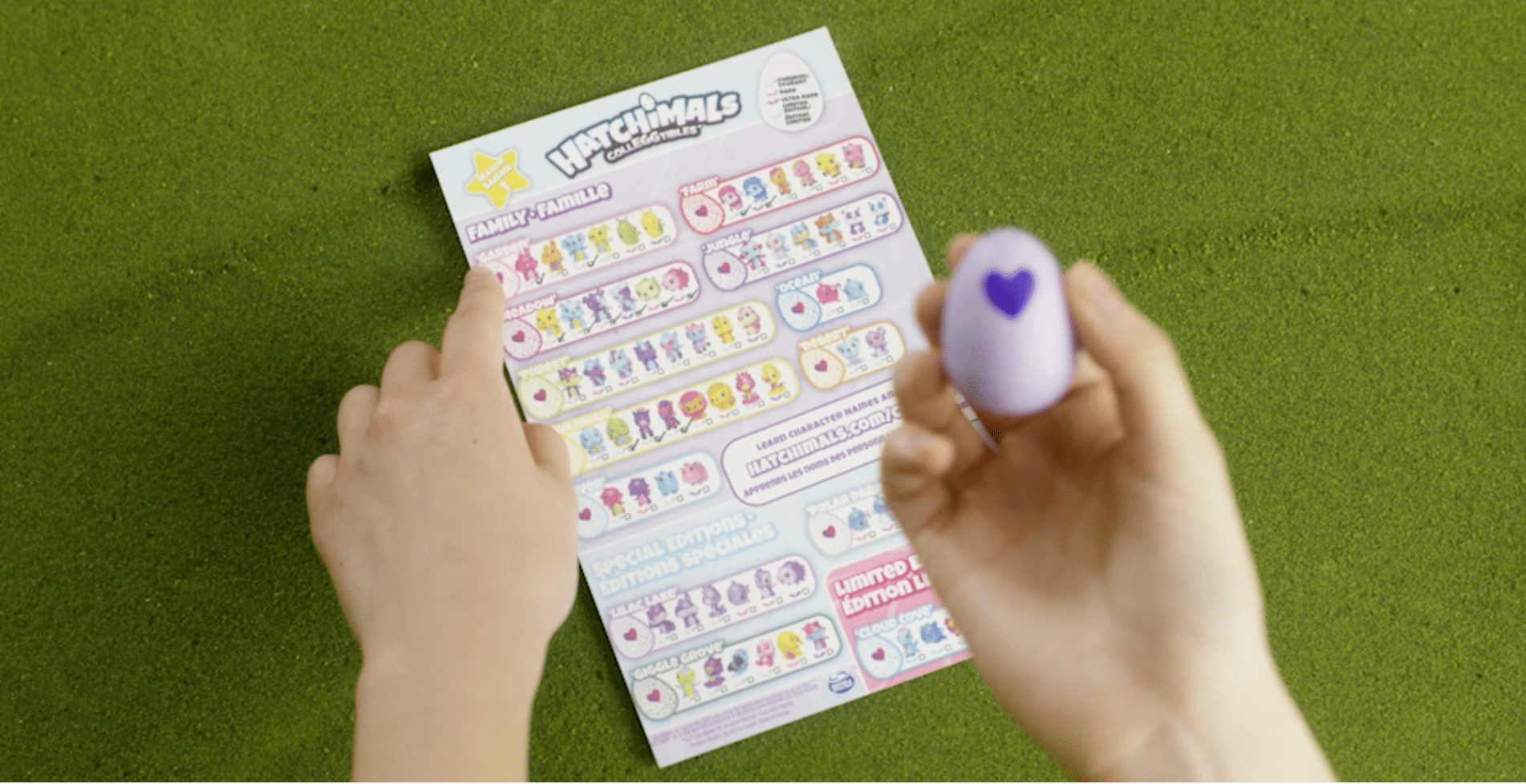 hatchimals surprise black friday user guide