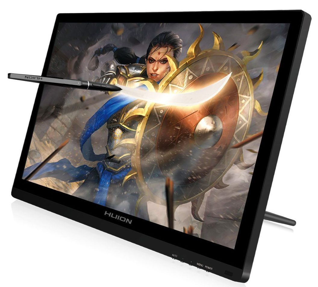 Huion Tablet Black Friday and Cyber Monday deals for 2018