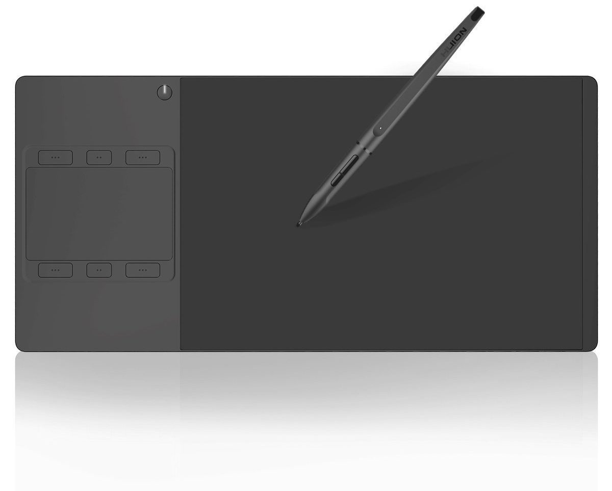 Black friday and cyber monday deals on huion drawing tablets