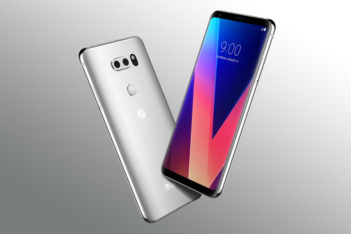 lg v30 deals 2018