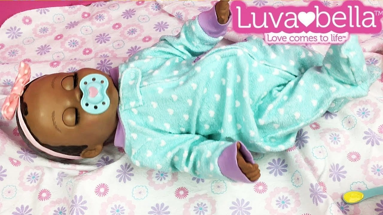 luvabella doll black friday