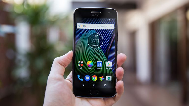 Moto G5 Black friday deals