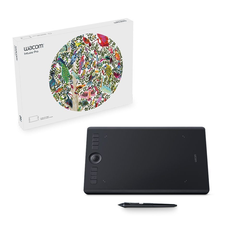 wacam intuos pro graphics tablet Boxing Day & New Years deals