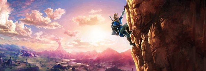 The Legend Of Zelda: Breath Of The Wild Nintendo Switch Black Friday & Cyber Monday Deals