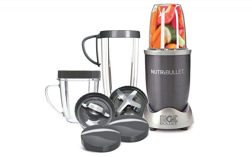 NutriBullet Black Friday and Cyber Monday Deals 2017