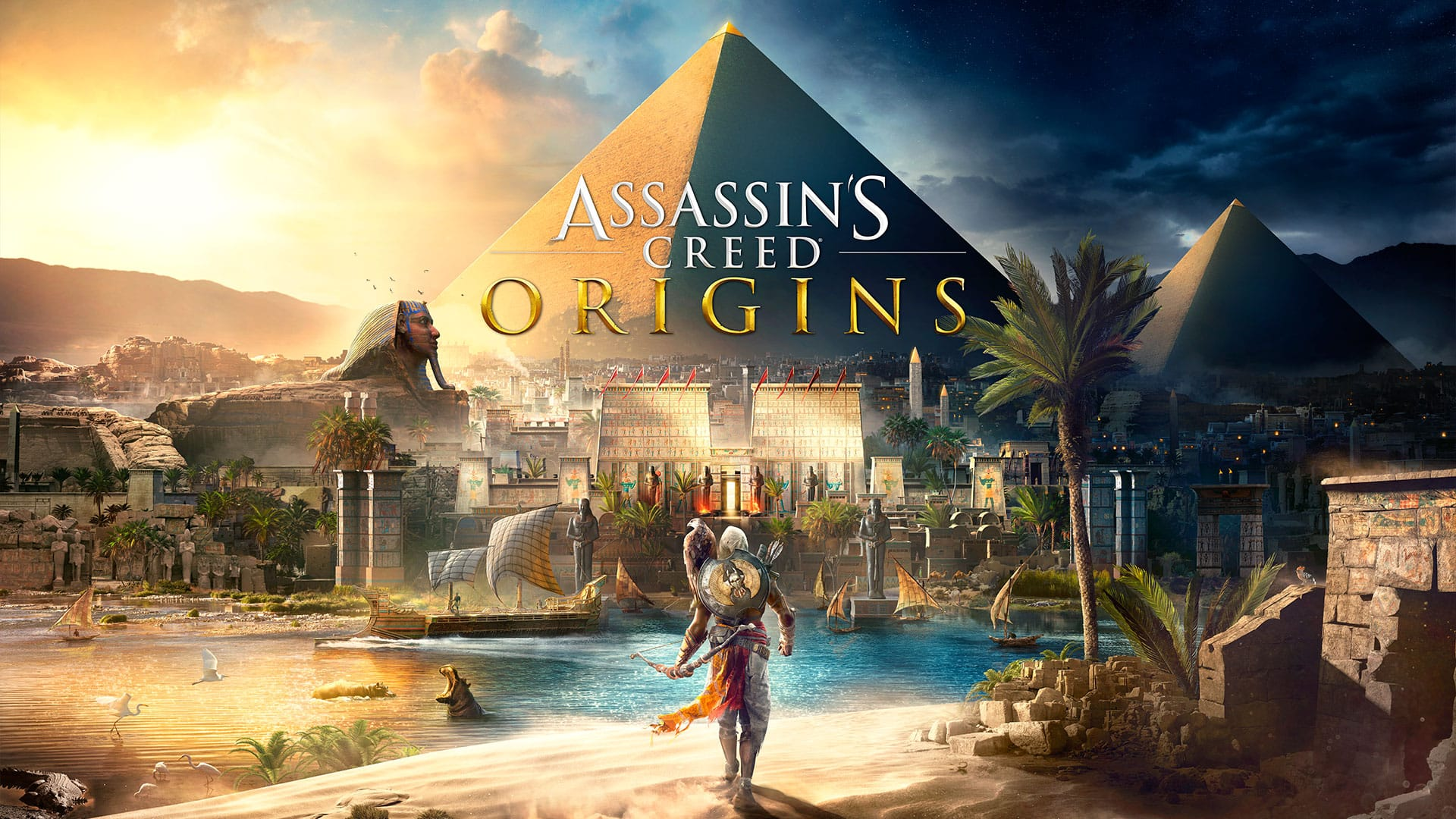Assasins Creed Origins Black Friday Cyber Monday