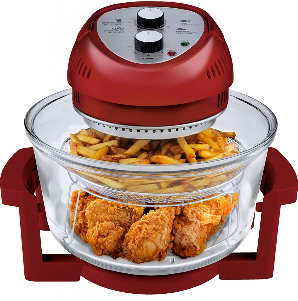 Big Boss Oil-less Air Fryer Boxing Day deals