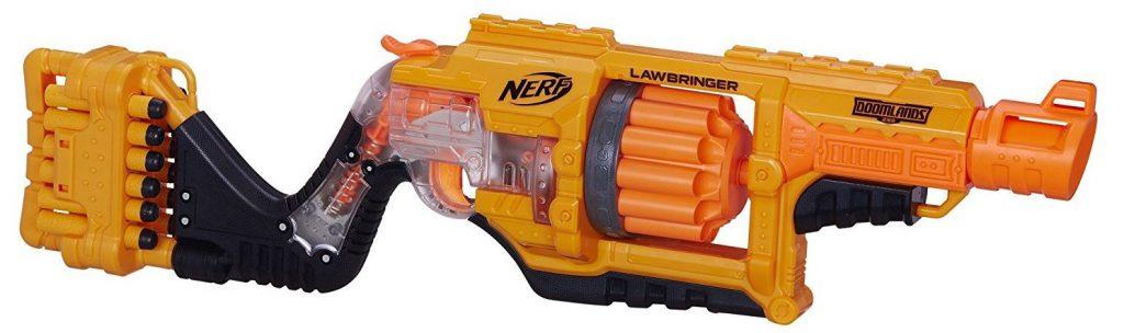 Nerf Doomlands 2169 Lawbringer Blaster black friday cyber monday deals