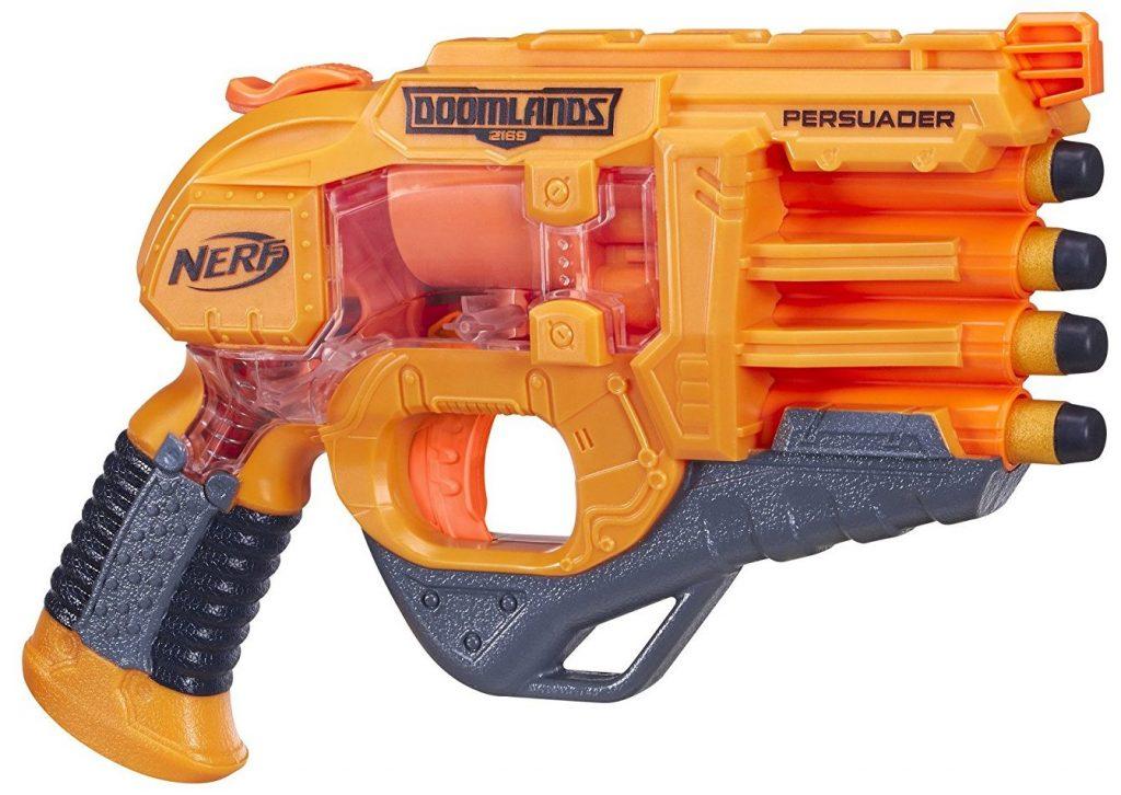 Nerf Doomlands Persuader Blaster black friday cyber monday deals