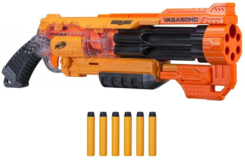 Nerf Doomlands 2169 Vagabond Blaster black friday and cyber monday deals
