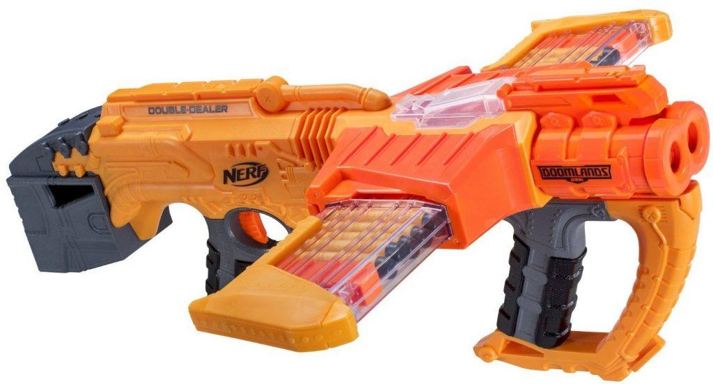 Nerf Doomlands Double Dealer Blaster black friday cyber monday deals