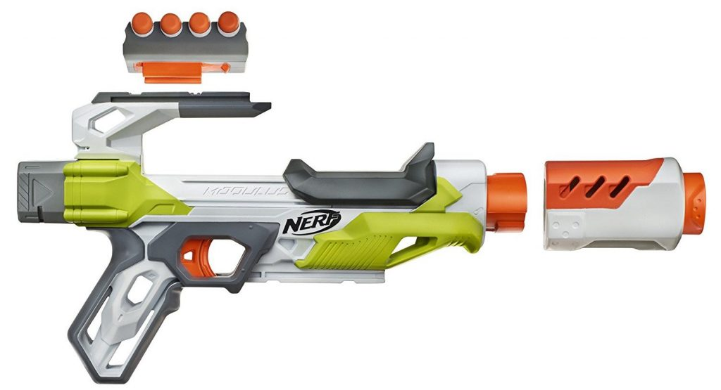 Nerf Modulus IonFire Blaster black friday and cyber monday deals
