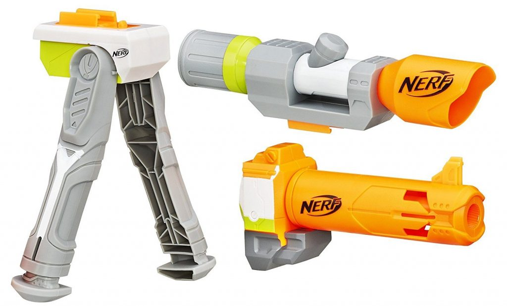 Nerf Modulus Long Range Upgrade Kit black friday and cyber monday deals
