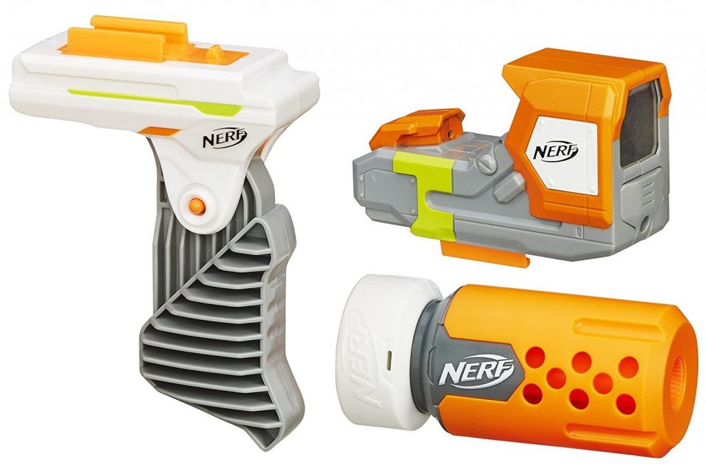 Nerf Modulus Stealth Ops Upgrade Kit black friday and cyber monday deals