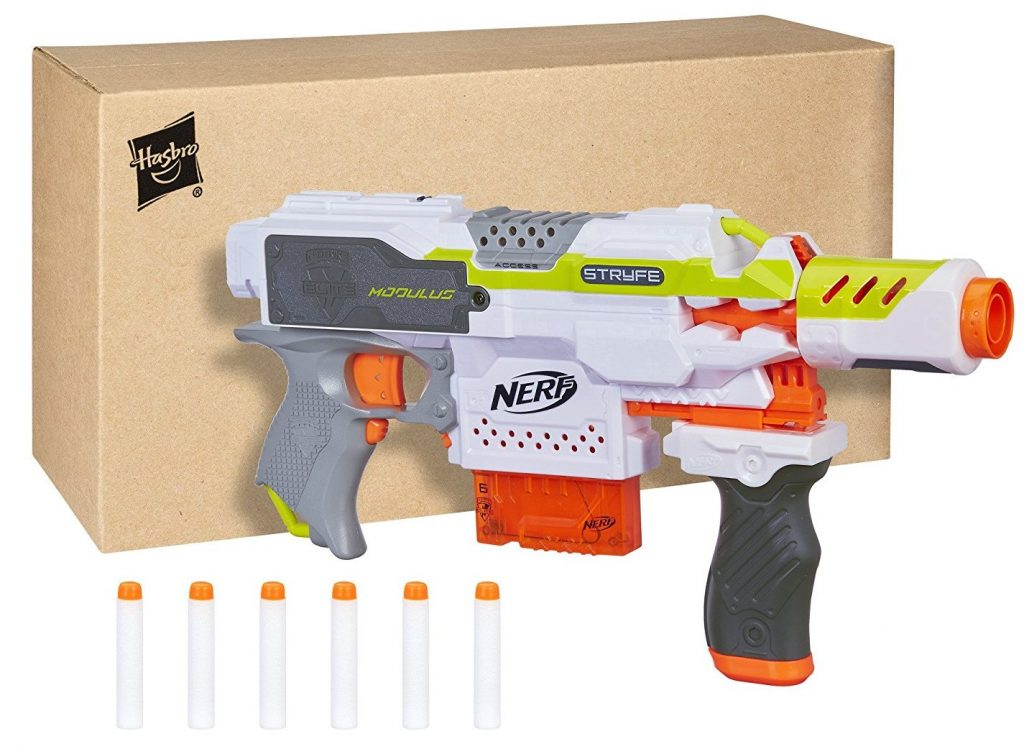 Nerf Modulus Stryfe black friday and cyber monday deals