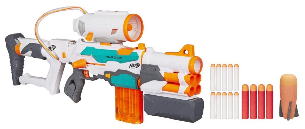 Nerf Modulus Tri-Strike black friday and cyber monday deals