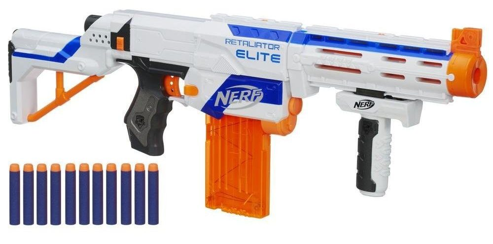 Nerf N-Strike Elite Retaliator black friday and cyber monday deals