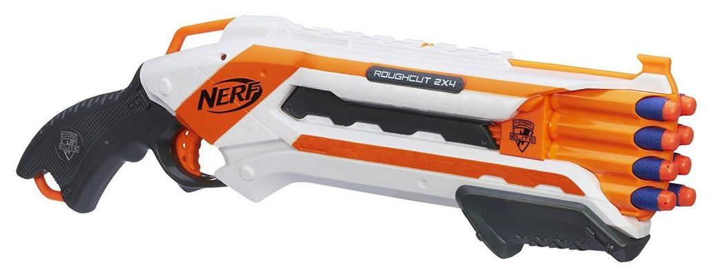 Nerf N-Strike Elite Rough Cut 2X4 Blaster black friday and cyber monday deals