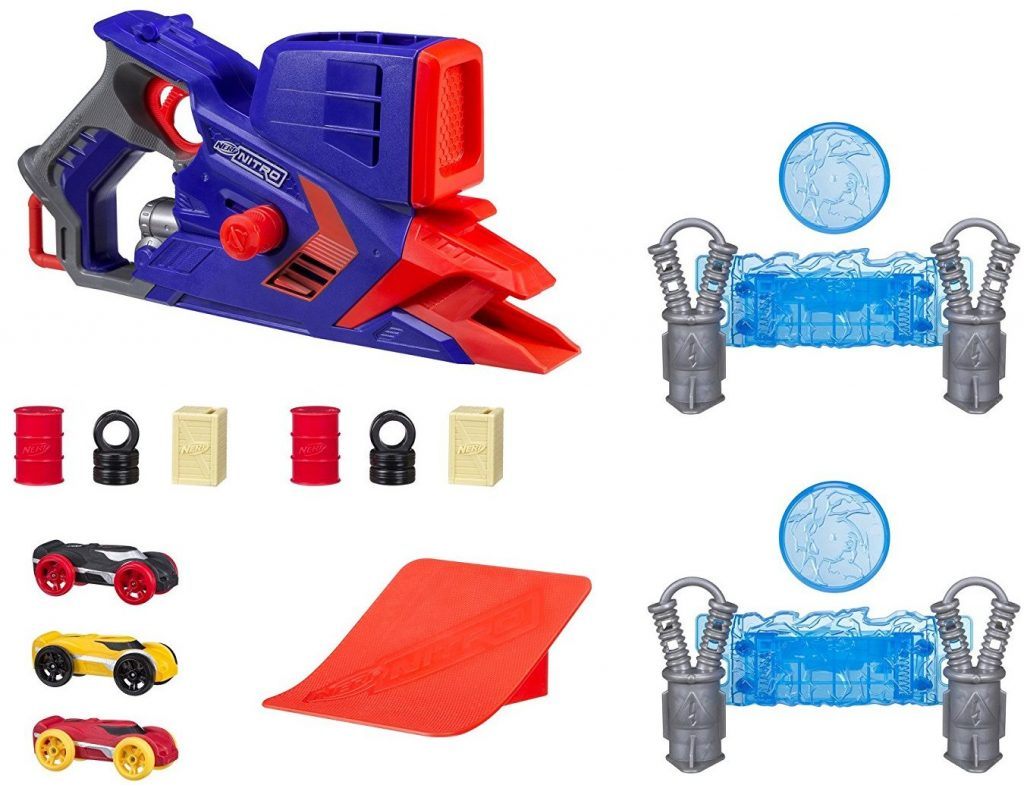 Nerf Nitro Flash Fury Chaos black friday and cyber monday deals