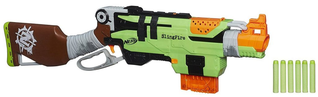 Nerf Zombie Strike SlingFire Blaster black friday and cyber monday deals