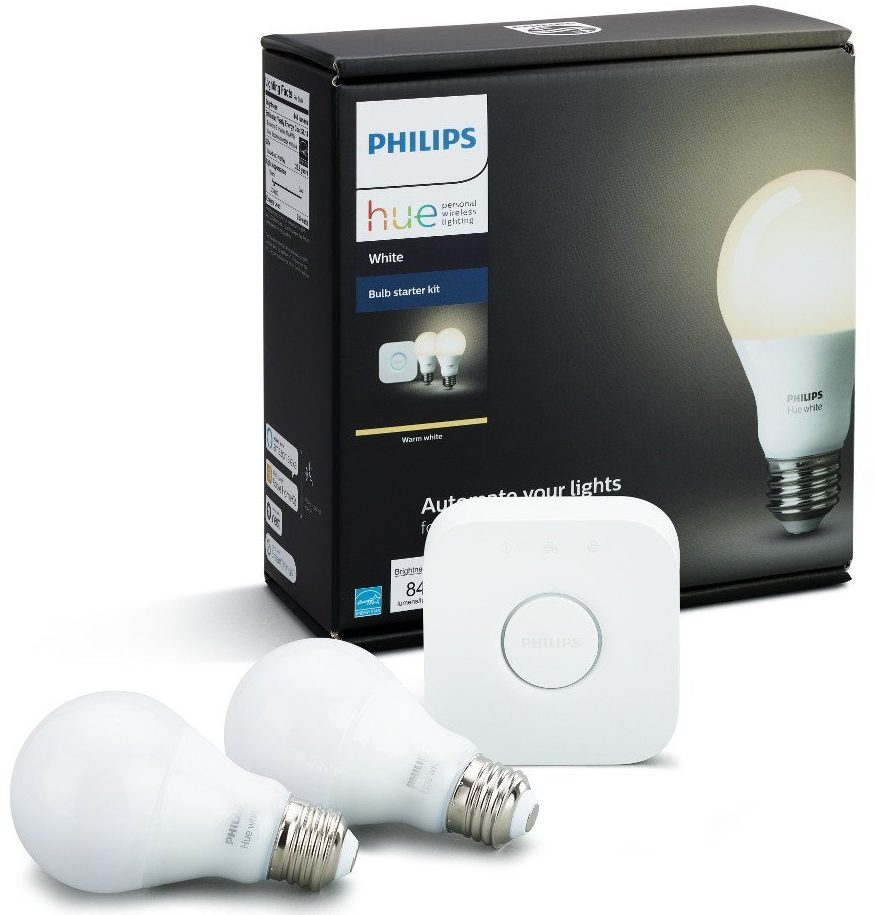 Philips hue black friday cyber monday deals 2017 smart - Philips hue starter kit ...