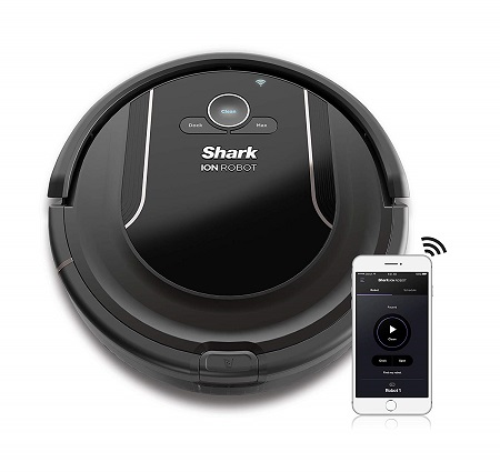 Black Friday deals on the new Shark ION R85 robot vacuum