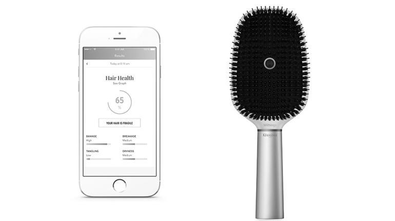 Smart Hairbrush Black Friday