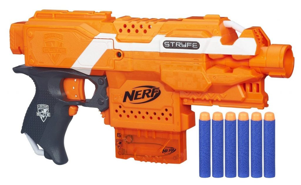 Nerf N-Strike Elite Stryfe Blaster black friday and cyber monday deals