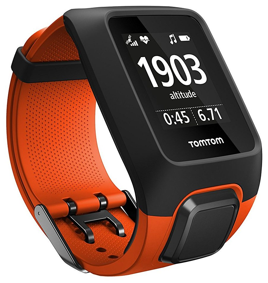 TomTom Watch Deals for Black Friday & Cyber Monday 2018