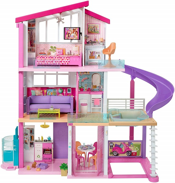 Black Friday deals on the new Barbie Dreamhouse 2018 model