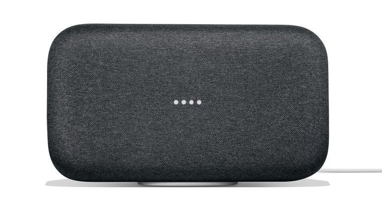 Google home max charcoal black fruday cyber monday