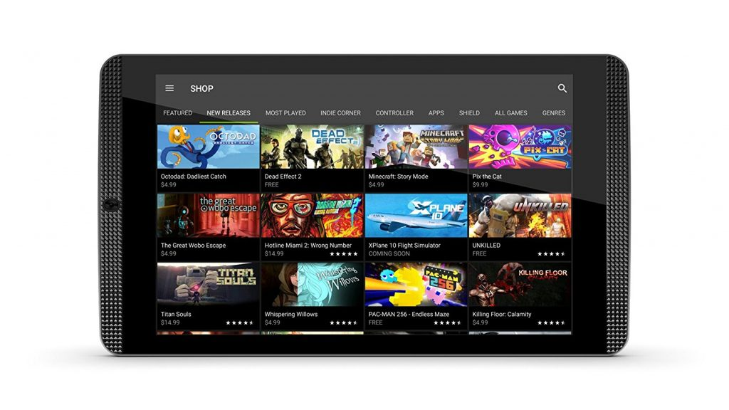 Nvidia Shield K1 Tablet Black Friday & Cyber Monday deals