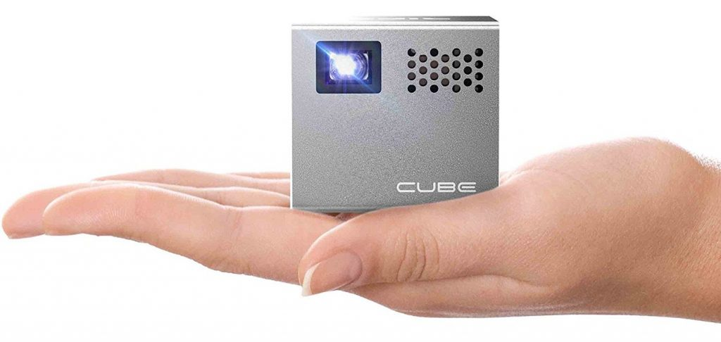Rif6 Cube pico projector Black friday & Cyber monday deals