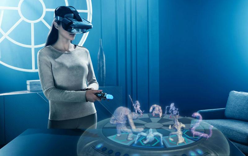 star wars VR headset black friday