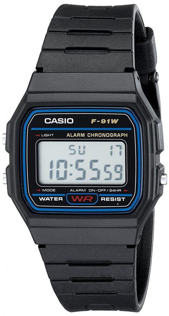 Black Friday Casio F91W deals