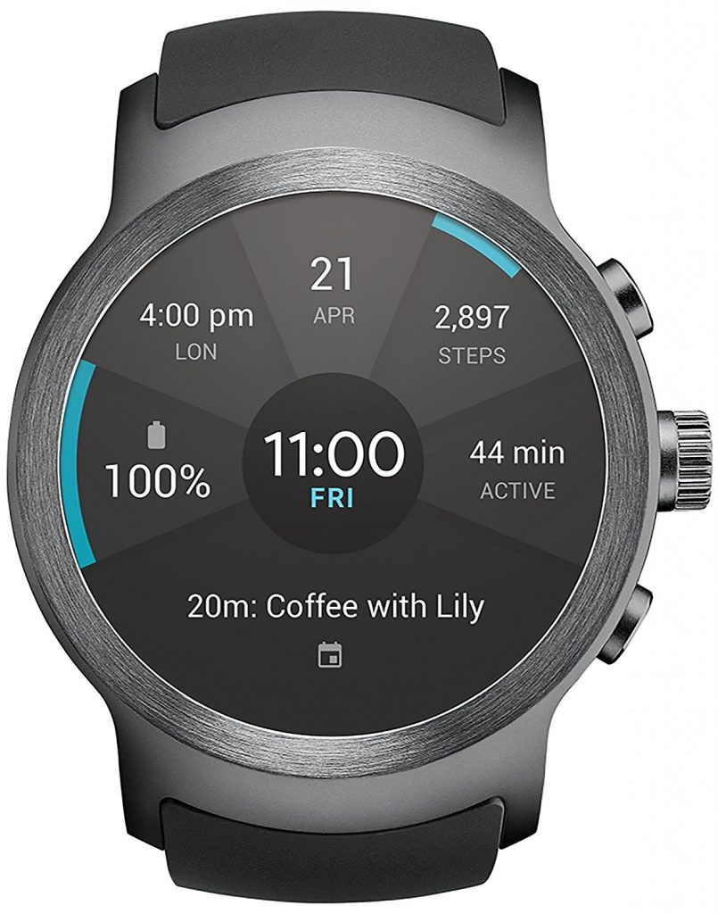 LG Watch Sport Black Friday & Cyber Monday sales