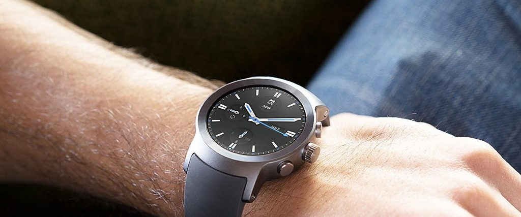 Find out about the new LG Watches this Black Friday