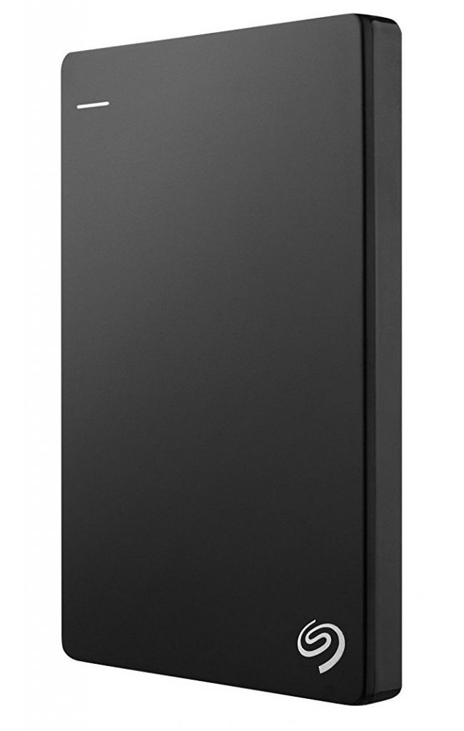 Seagate Backup Plus External Hard Drive Black Friday & Cyber Monday Deals