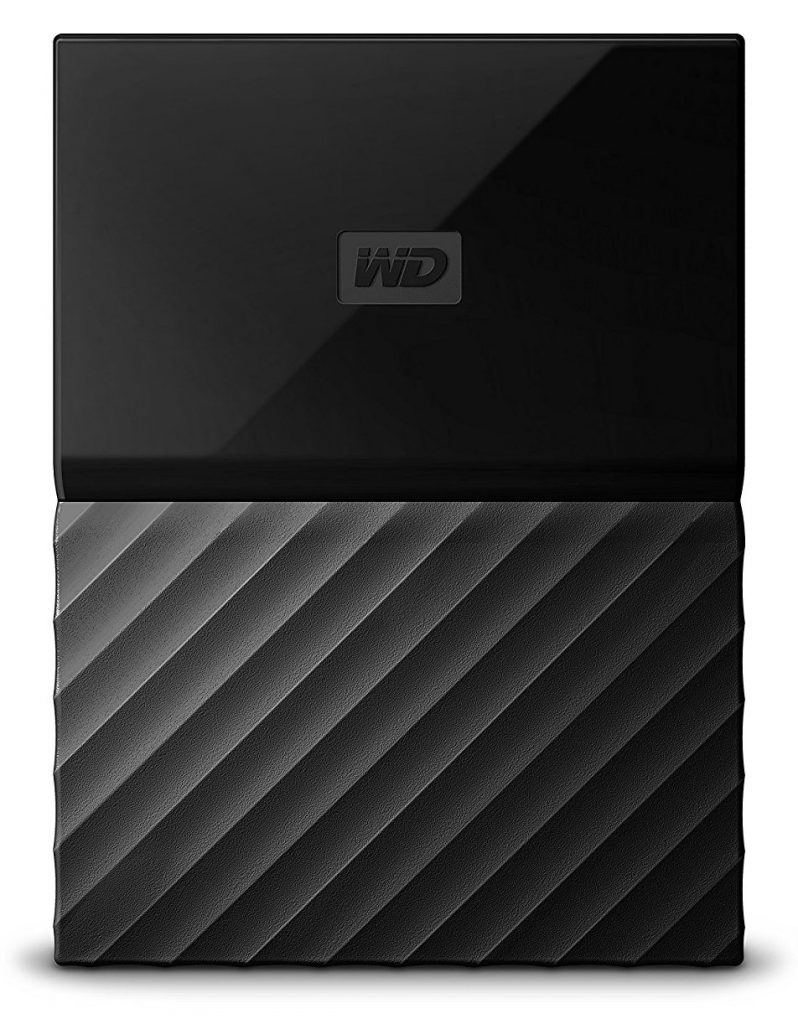 Black Friday WD My Passport External Drive Black Friday deals