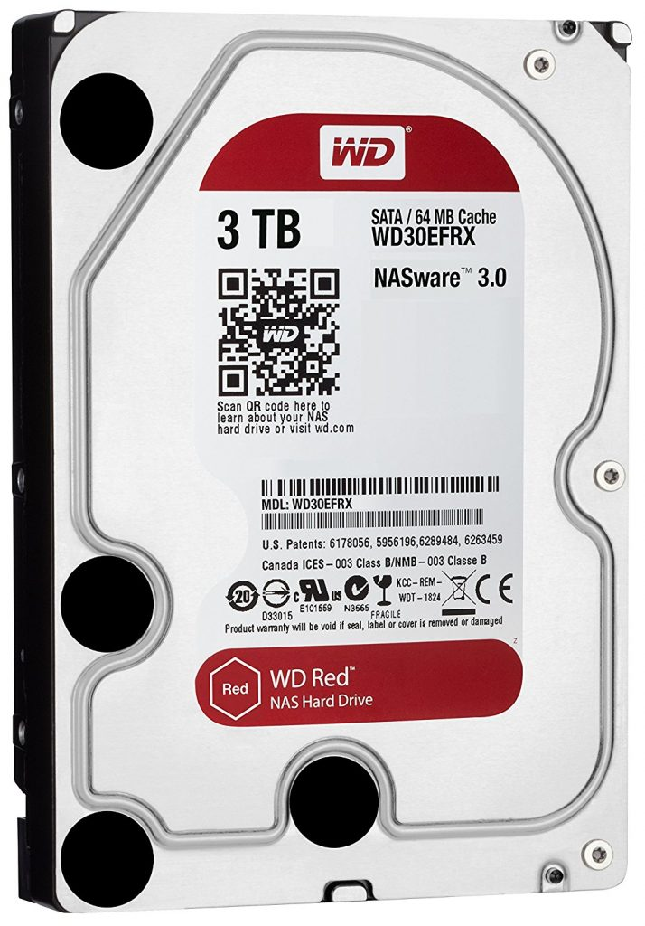WD Red Black Friday & Cyber Monday Deals